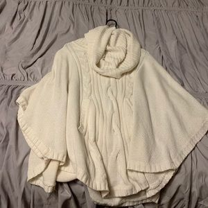 New york and co poncho